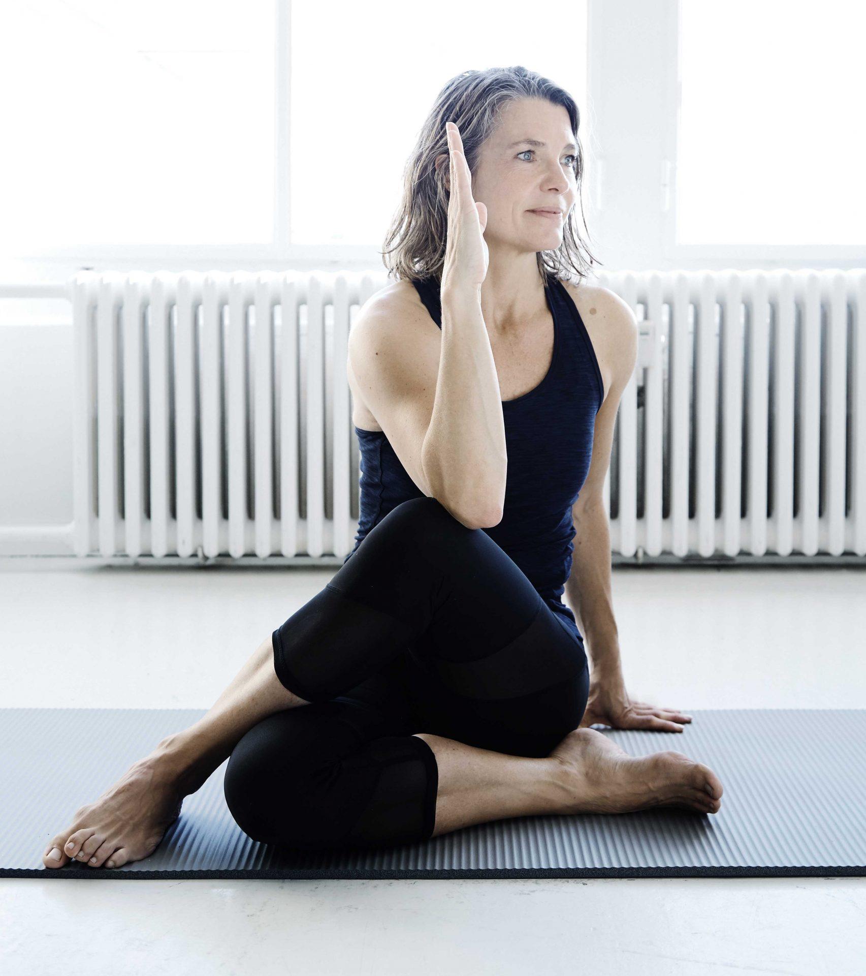 Job og krop Sjælland, yoga