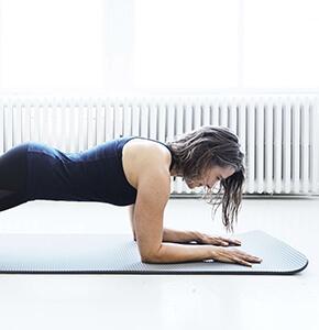 Motion på jobbet Sjælland, Puls og styrke
